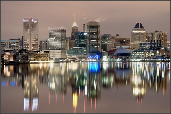 4365 Baltimore Skyline 8x12 master